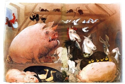 Animal Farm-Orwell