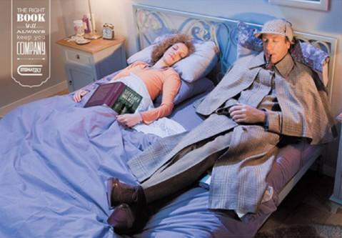 Reading Sherlock Holmes