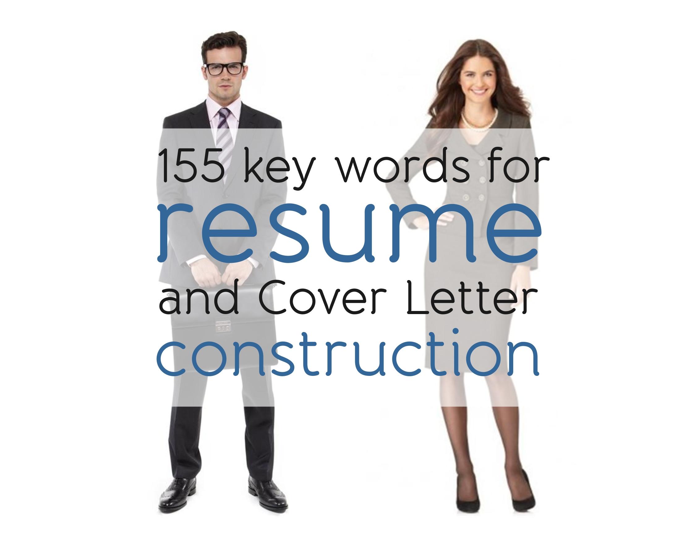 good cover letter verbs uncategorized