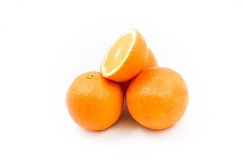 orange color meaning english